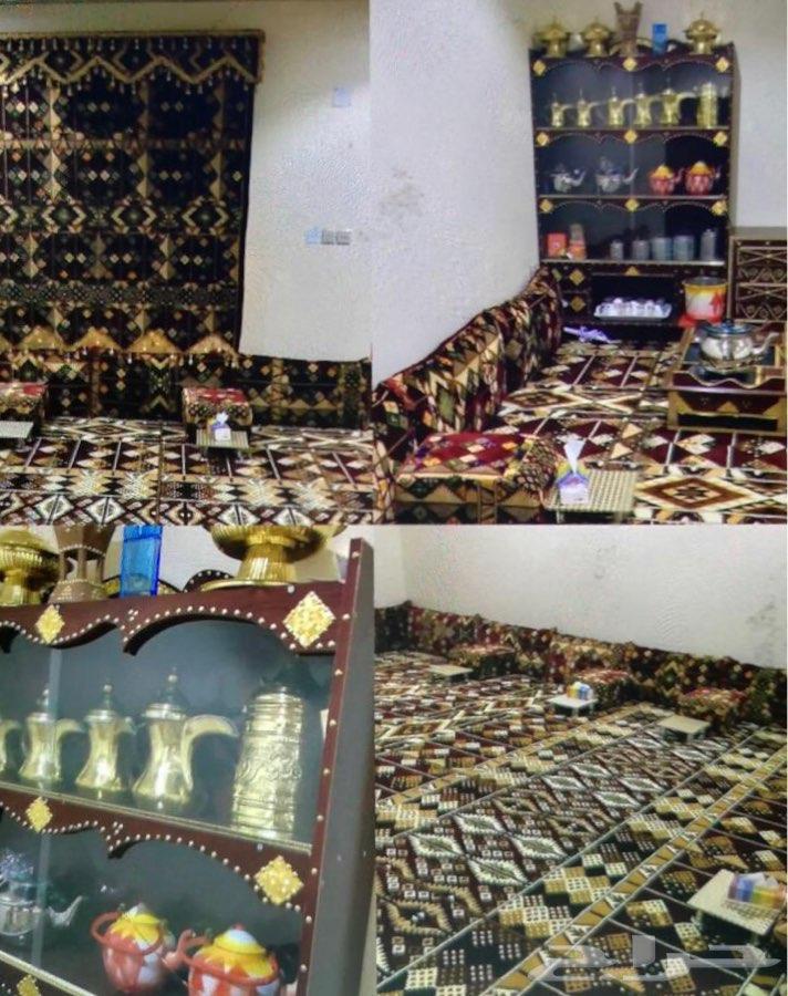 استراحة للبيع بمدينة القاعد موقع مميز
