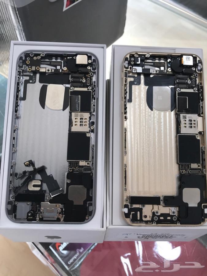 قطع غيار اصلية ايفون 6 تشليح