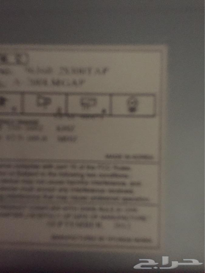 مسجل توسان 2013 لبيع جاد فقط