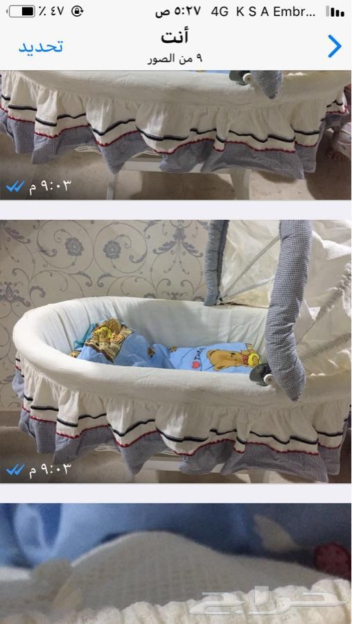 سرير اطفال. صناعه المانيه
