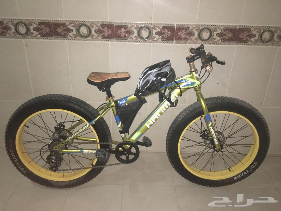 للبيع دراجه هوائية رياضية