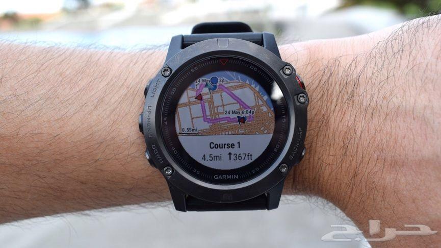 ساعة جارمن Fenix 5 x