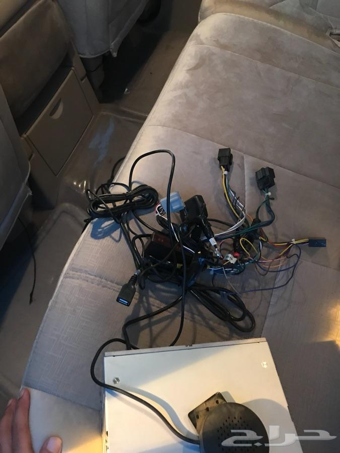 شاشة ومسجل تاهو 2012 مع جي بي اس