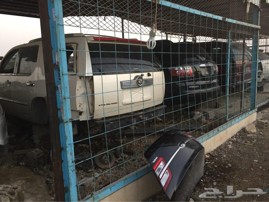 قطع غيار مستعمل تشليج جمس فورد BMW