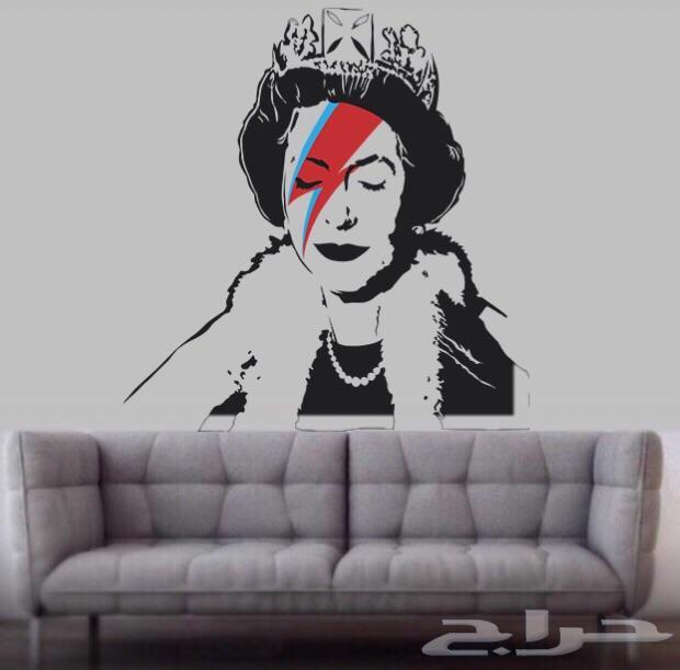 استيكرات جدران ملصقات حائط ملصقات جدران