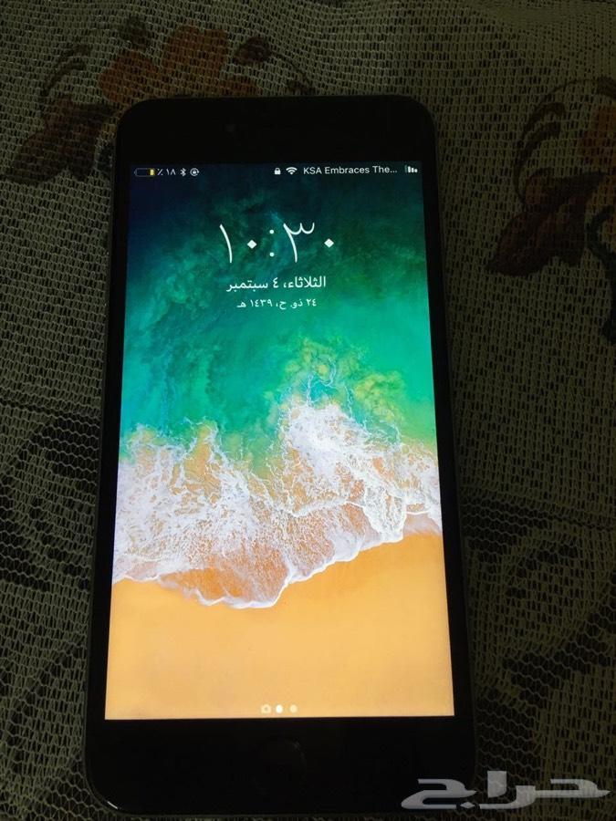 آيفون 6 بلس 64 جيجا للبيع