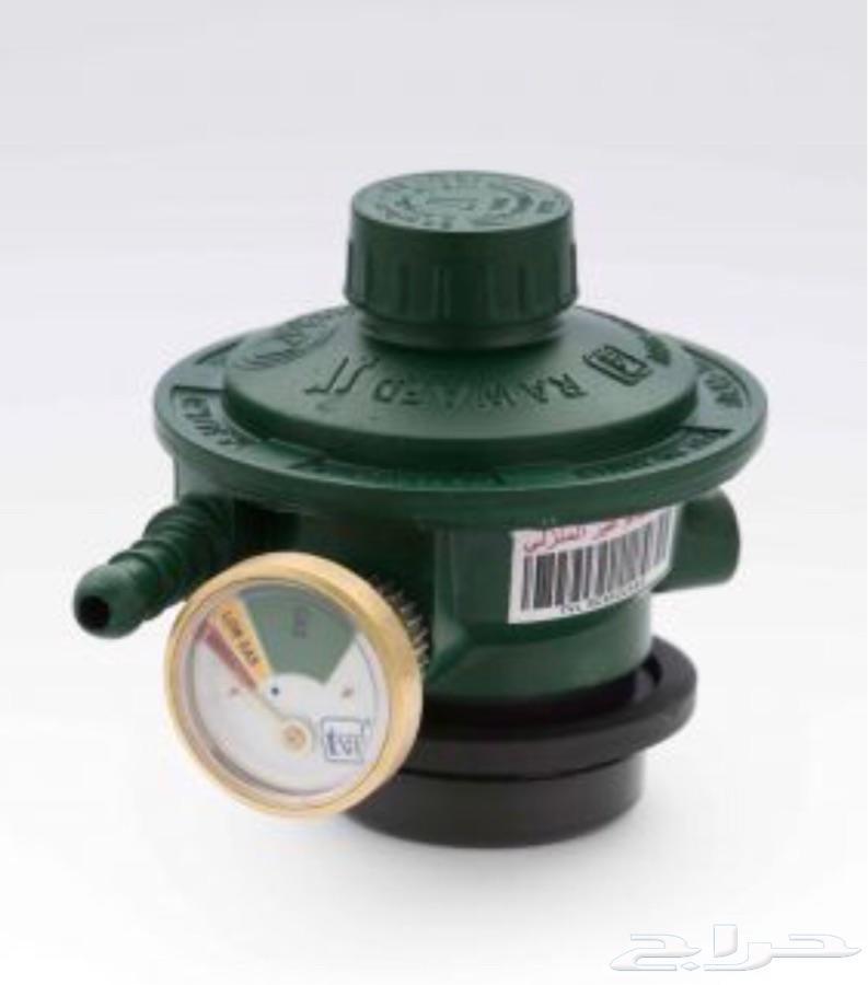 منظم غاز قابل للتعديل مع إمبير ضغط