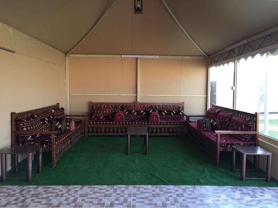 مخيم الريف الملكي للأيجار اليومي VIP