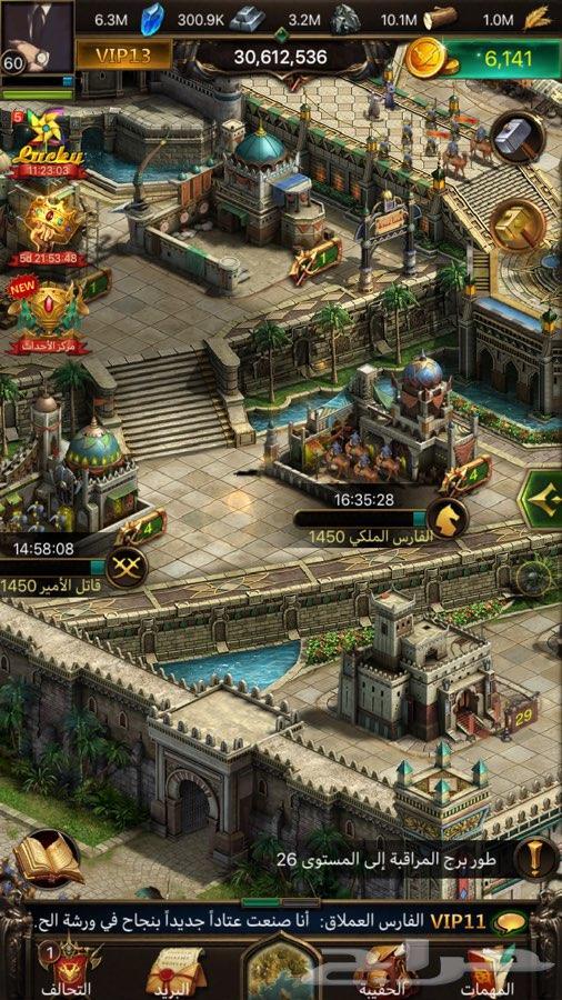قلعة هيبة 4 في انتقام السلاطين