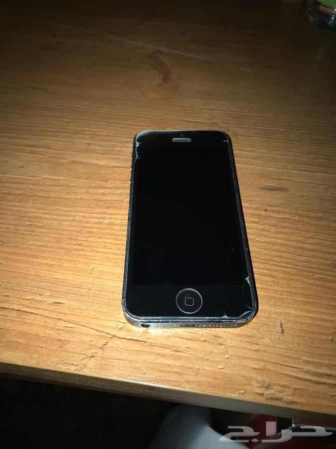 ايفون 5 اسود