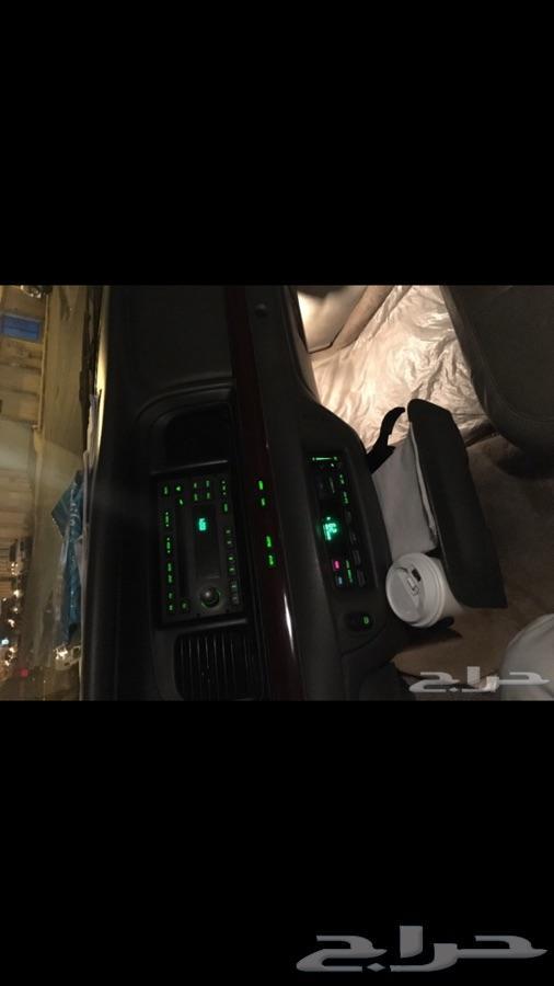 فورد كراون فيكتوريا 2011 منوة المستخدم