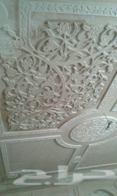 ديكورات جبسية اسلامية بتنفيذ فنيين مغاربة