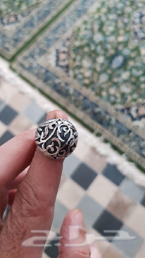 خواتم الماس وخواتم فضة نادرة