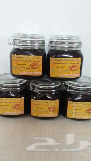 عسل عسل عسل بري سدر طبيعي ومفحوص وعلى الذمة