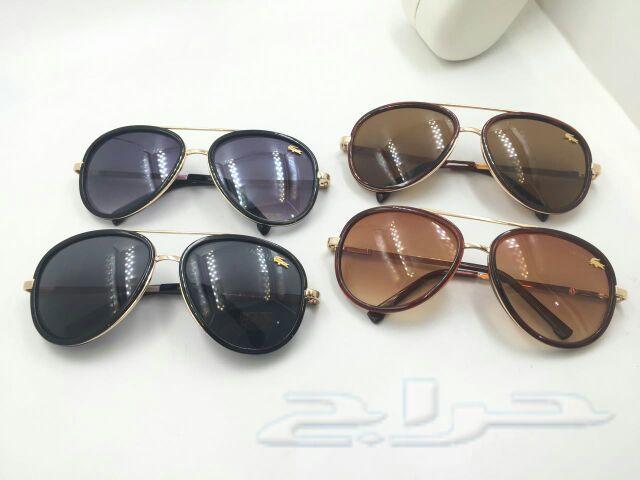نظارات لعدة ماركات وبجودة عاالية