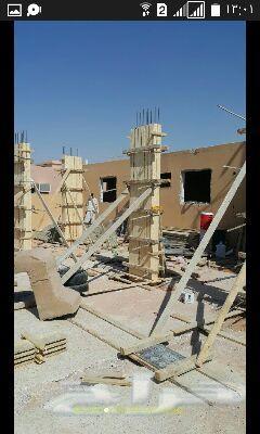 مقاول سوري تنفيذ ملاحق فلل تشطيب أسفلت ترميم