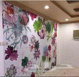 فني الصباغ ديكورات ورق جدران جبس عوازل