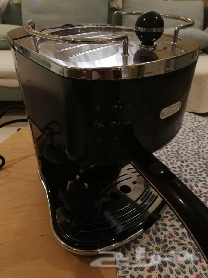مكينة قهوة واسبريسو وكابتشينو