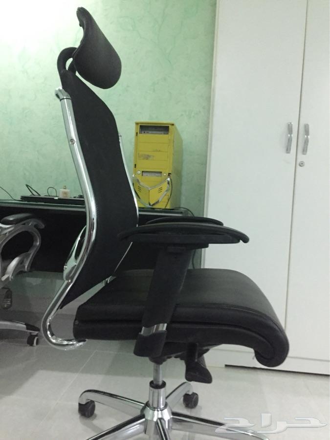 للبيع كرسي مكتبي دوار