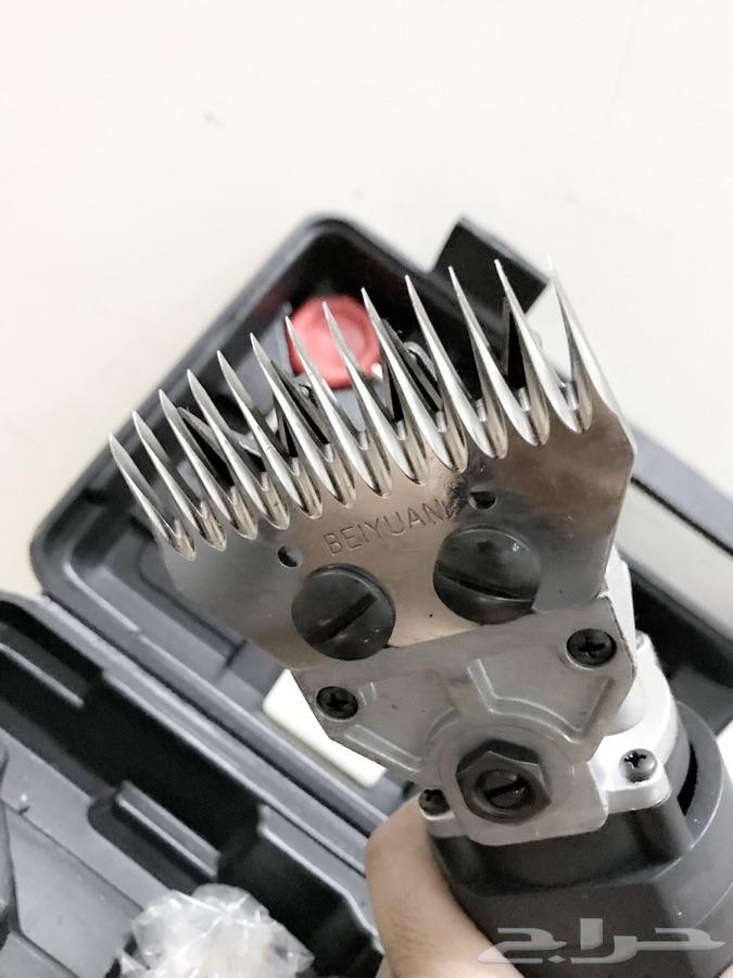 مكينة حلاقه للمواشي