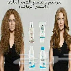 لحل تساقط الشعر