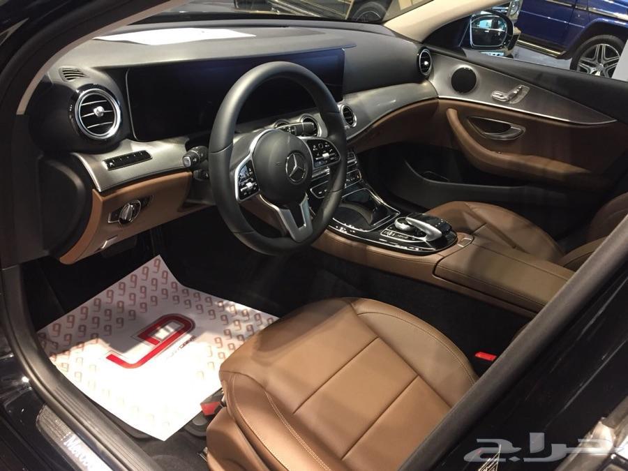 الرياض - مرسيدس E350 AMG 2019 جديد