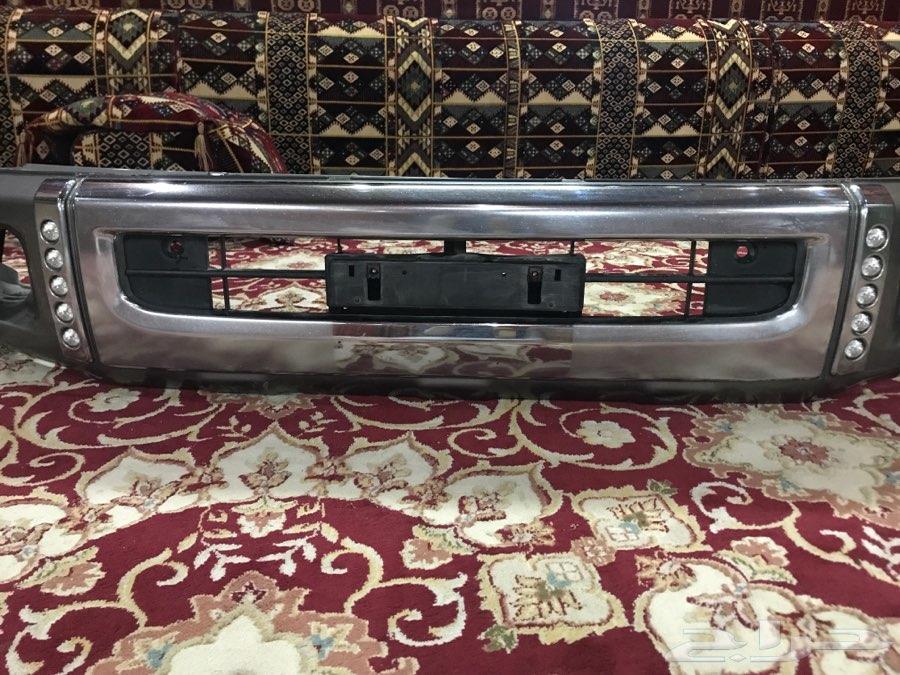 صدام شاص وغطاء استبة بيج