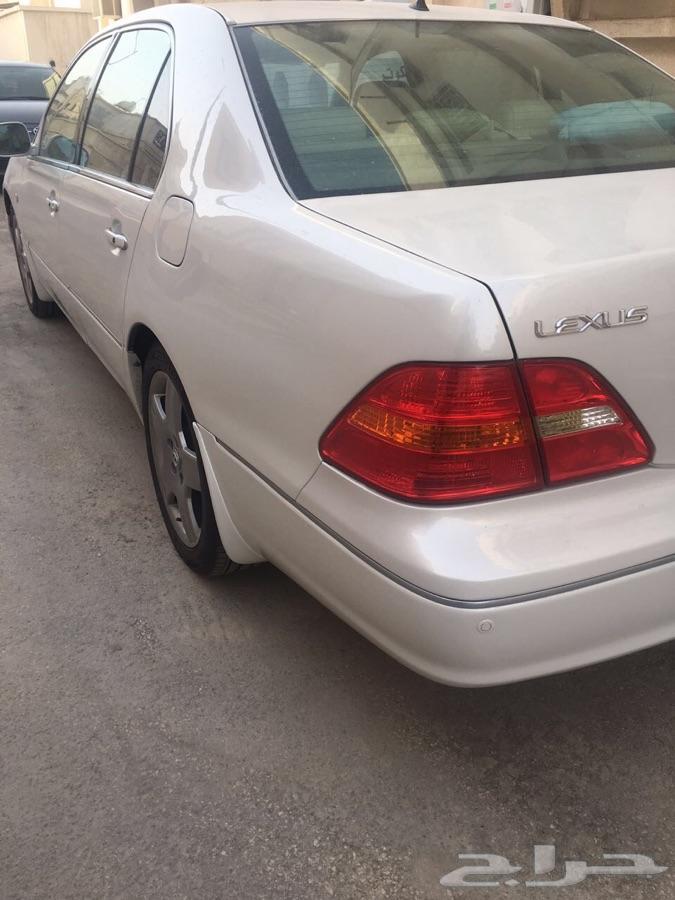 لكزس 2003 ls 430