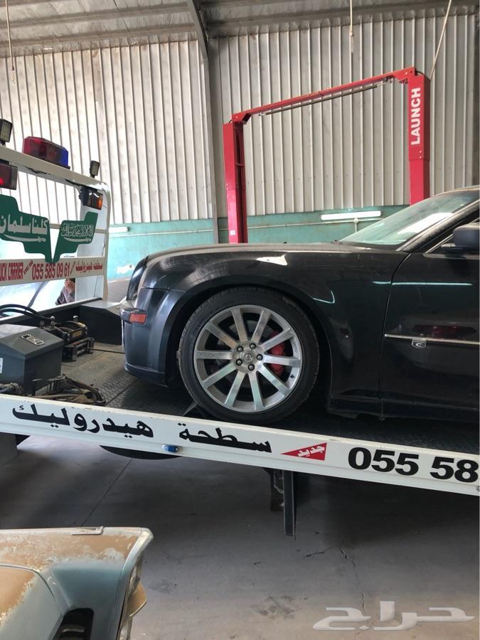 سطحه نقل سيارت داخلي في الرياض