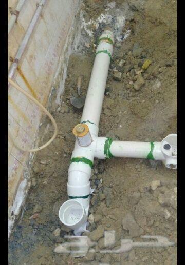 كشف تسريب المياه والعوازل رش مبيدات