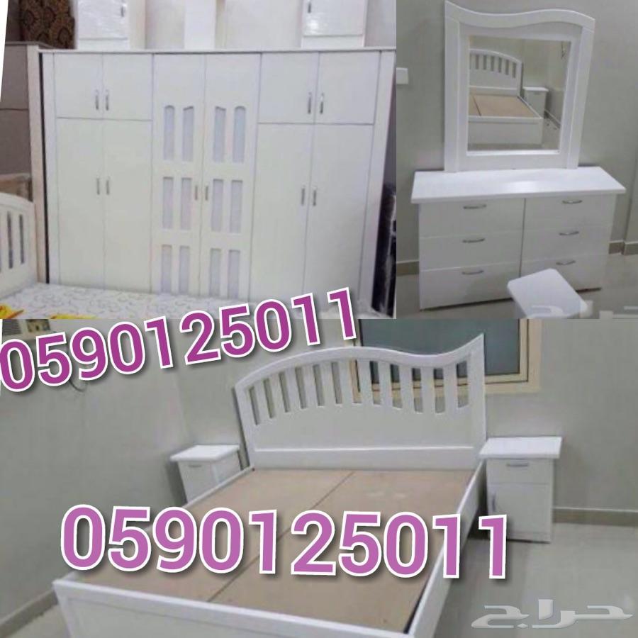 غرف نوم نفرين واطفال جديدة1800مع التركيب