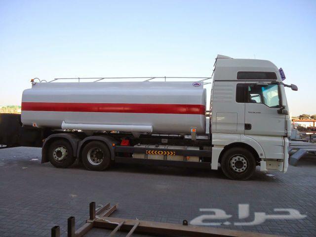 توزيع ديزل للمواقع Diesel distribution of sit
