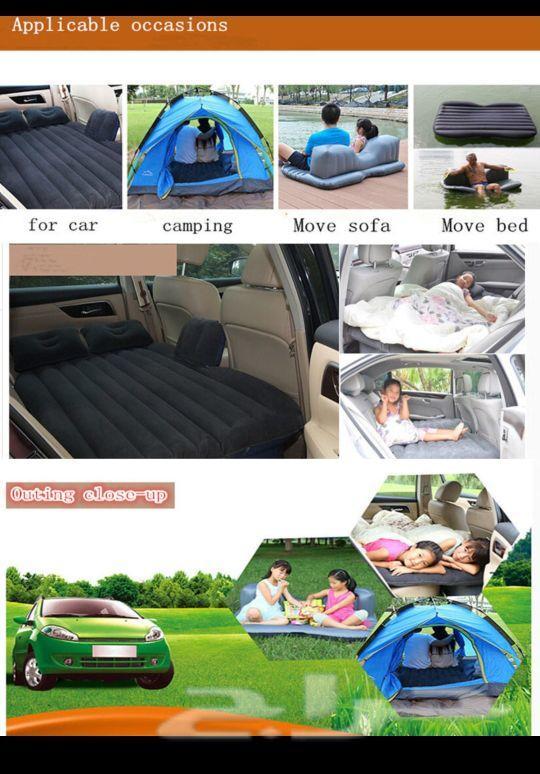 الآن توفر السرير الهوائي للسيارات بسعر مناسب