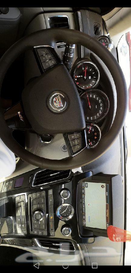 كاديلاك CTS-V 2011