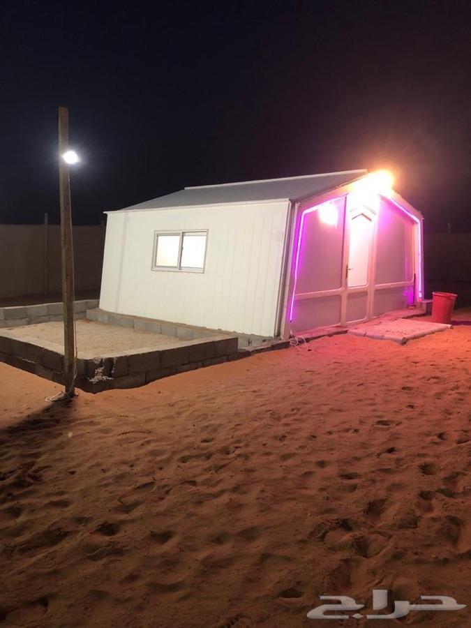 مخيم جديد قريب من الرياض للايجار