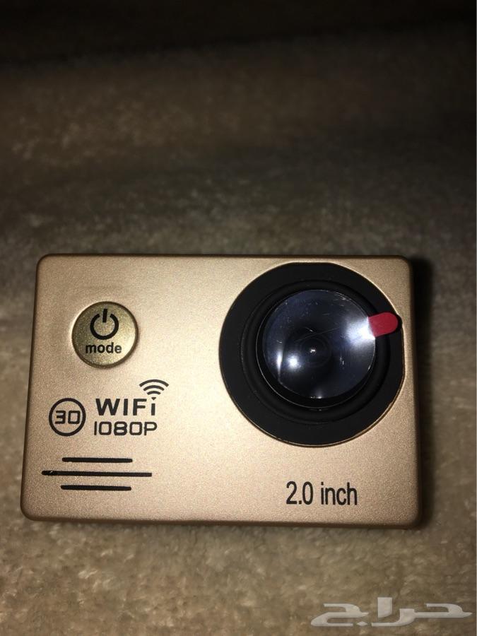 اكشن كاميرا للرحلات والتصوير تحت الماء