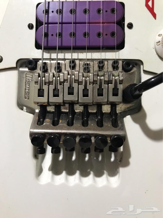 »  Guitar Ibanez jem-jr Original Indonesia