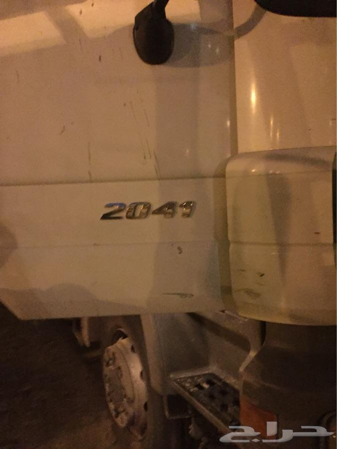 قلاب أكتروس 2005 للبيع