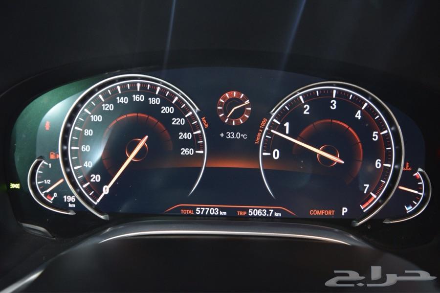 BMW 730 Li 2016 ( تم البيع )