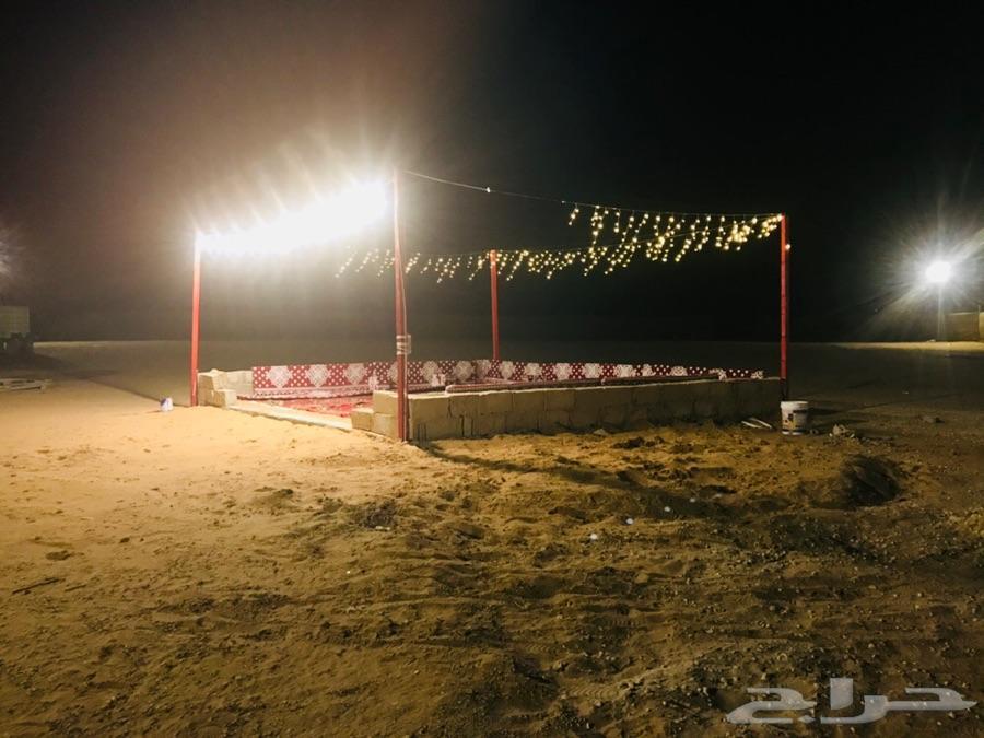مخيم للتاجير