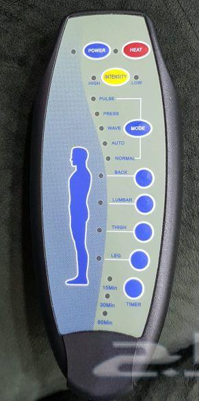 كرسي مساج طبي جديدبالكرتون عالي الجودةطبي100
