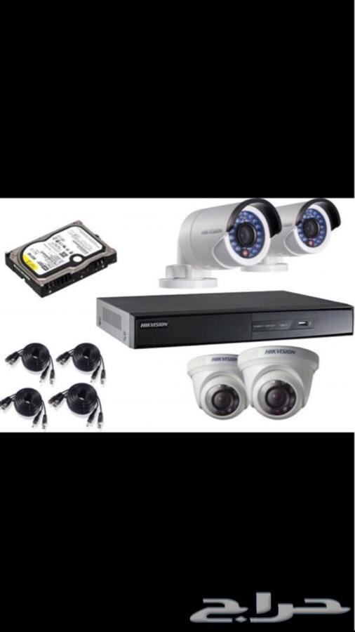 كاميرات مراقبة ( تركيب   صيانه )