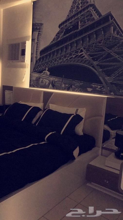 الرياض - غرفة نوم كبيره وجديده