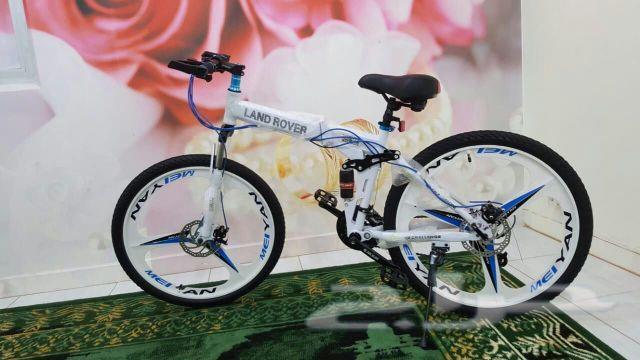 سياكل قابلة للطي همر و لاند روفر دراجة