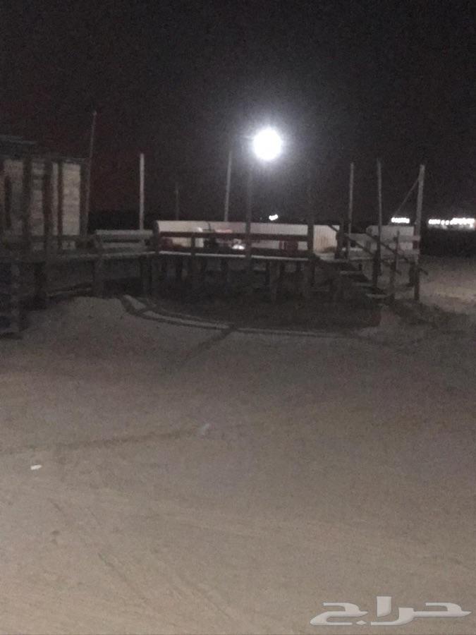 مخيم للبيع او للايجار بالجبيل جو سمين