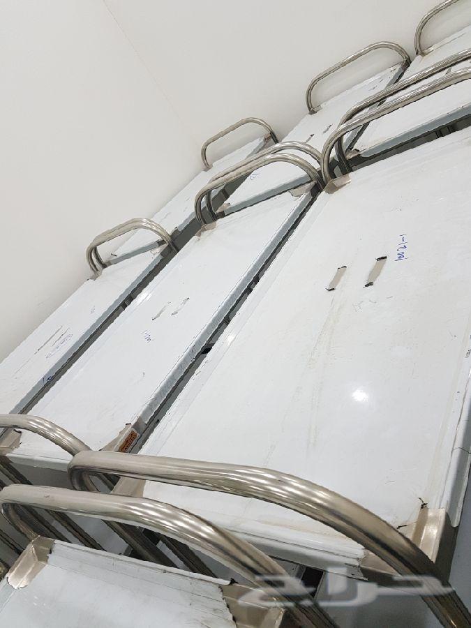 عربات ترولي اصلية 304
