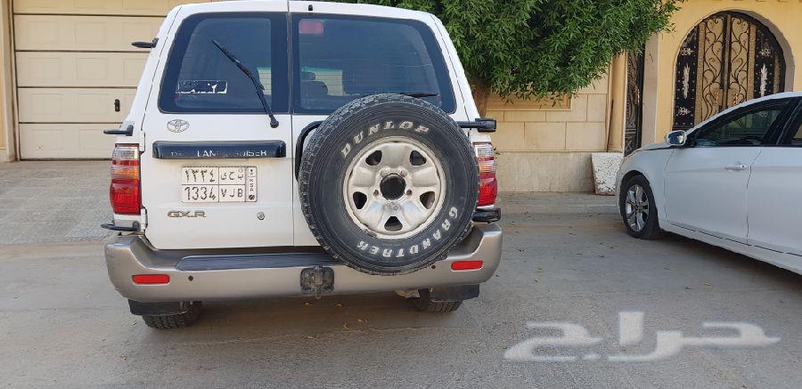جيب GXR موديل 2001 للبيع نظيف جدا