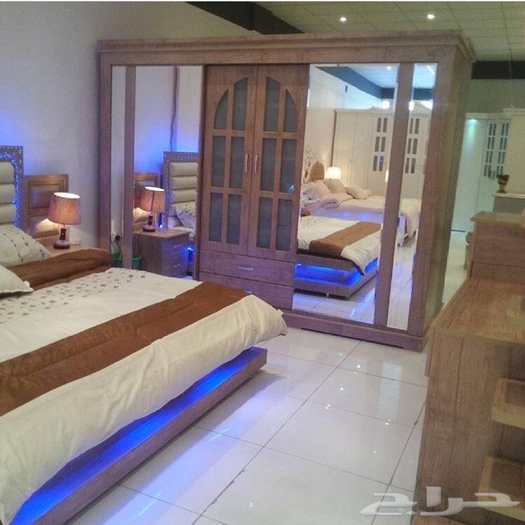 غرف نوم تفصيل للعرسان