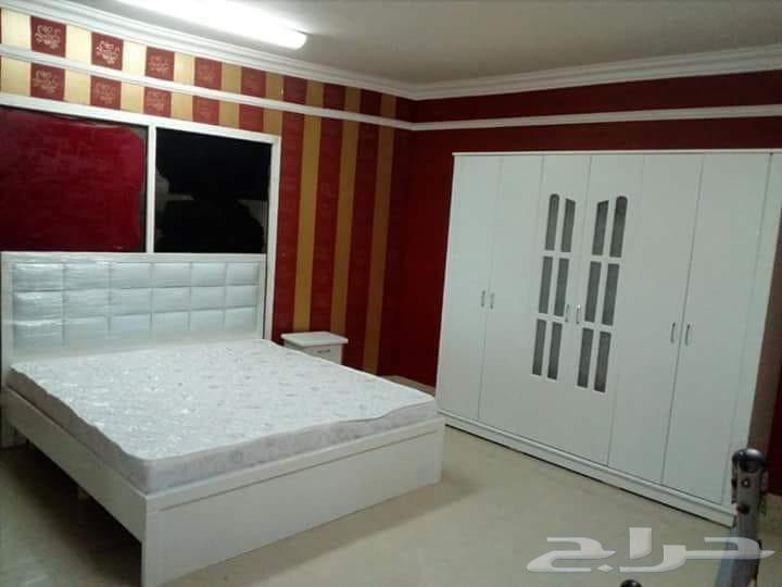 »  غرف نوم وطني جديد6قطع بسعر 1800ريال
