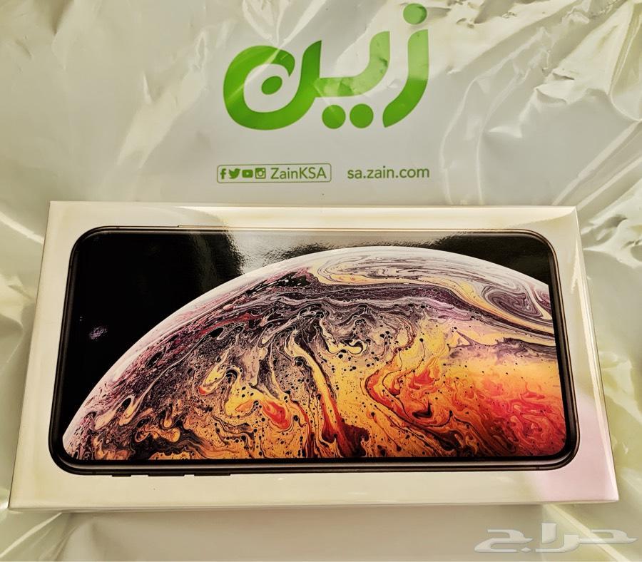 iPhone XS Max Gold 64GB ايفون Xs ماكس
